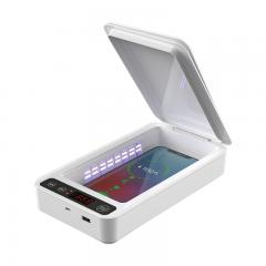 wireless charging  UVC Light Sterilizer Box